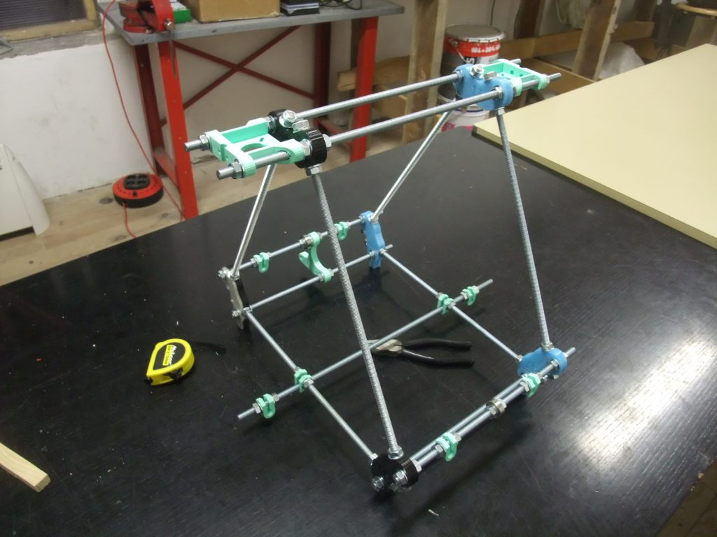 la reprap du Nancy Bidouille