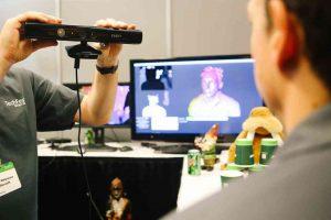 Scanner 3D avec Kinect