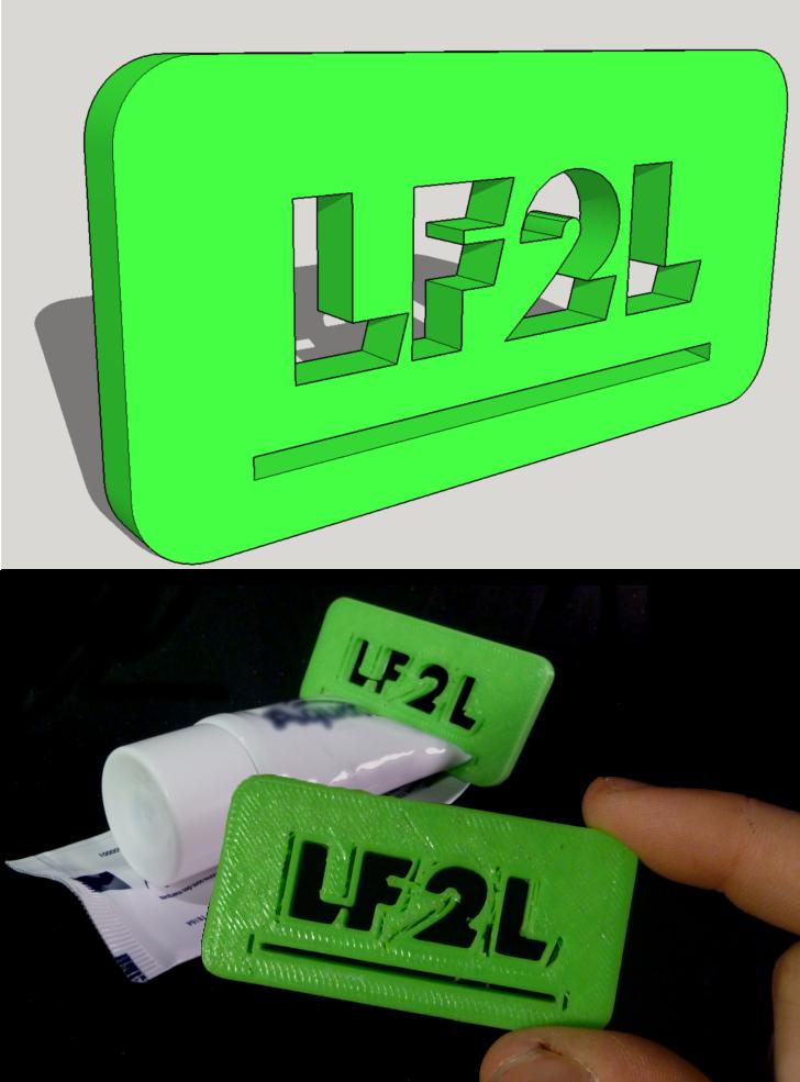 Dessin 3D/Objet réel