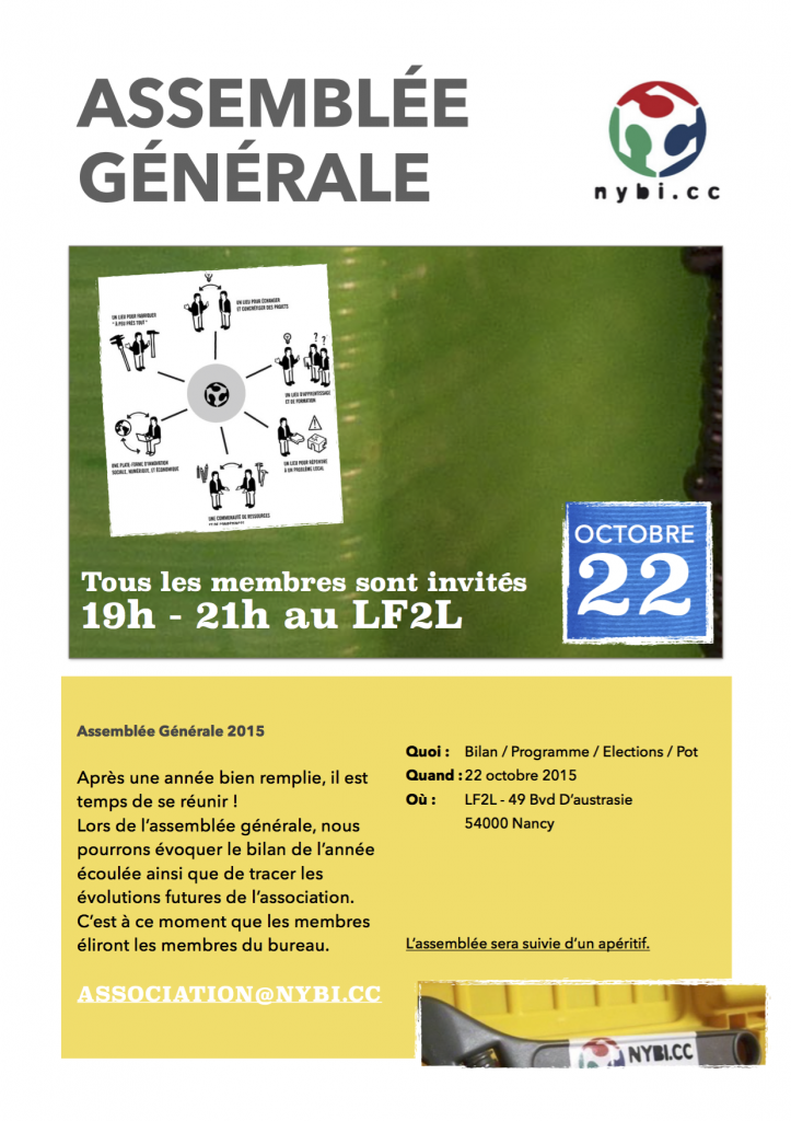 Invitation AG 2015