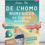 Affiche expo Homonuméricus